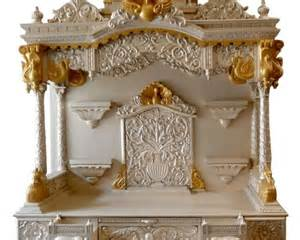 Home Furniture Design Ahmedabad by White Temple Pooja Ghar For Your Home Furniture Parimal