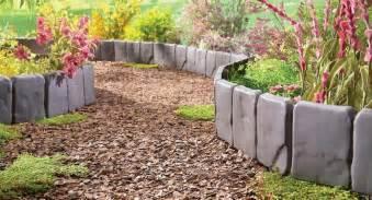 Natural Stone Landscape Edging