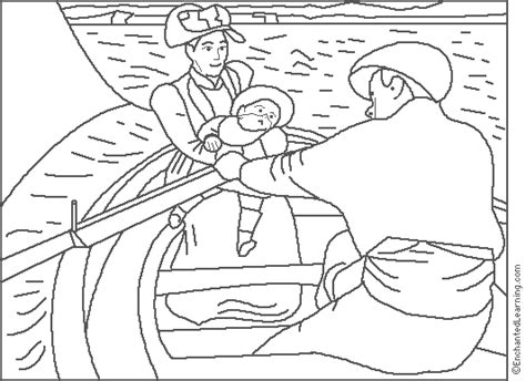mary cassatt coloring page enchantedlearning com