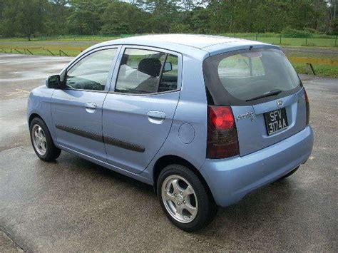 Kia Picanto Recall 2005 Kia Picanto Pictures 1 1l Gasoline Ff Automatic