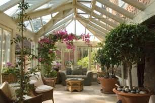 indoor garden decoration am 233 nagez votre v 233 randa en jardin d hiver