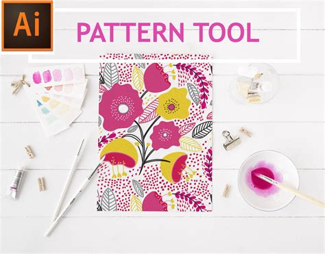 pattern tool ai create beautiful patterns with illustrator s pattern tool