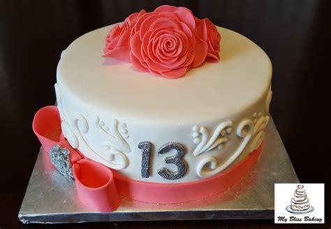 Birthday Cakes by Birthday Cake My Bliss Baking Llc