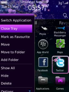 blackberry themes app world top 10 free blackberry themes for free download