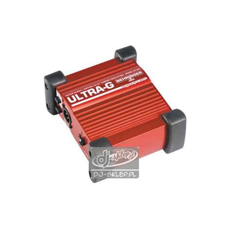 Behringer Ultra G Gi 100 Di Box behringer ultra g gi100 di box