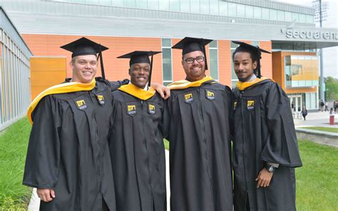 Towson Mba Program by Commencement Towson