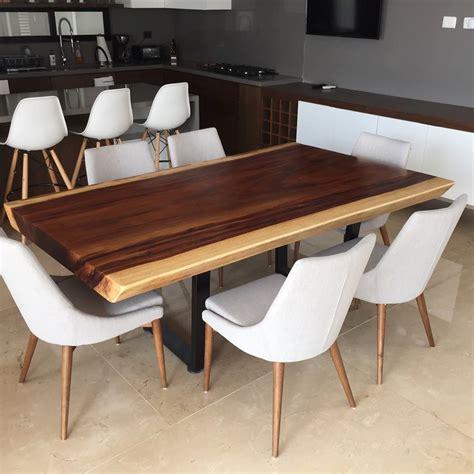 mesas de comedor modernas de madera maciza m 225 s de 50 ideas mesa madera diseo mesa madera diseo mesa de madera