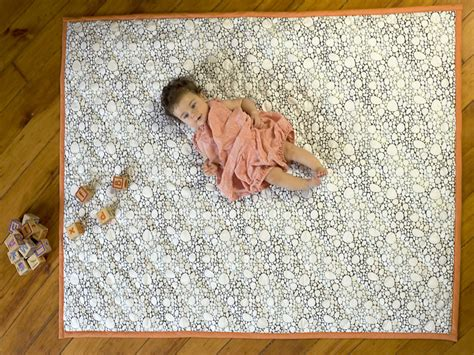 Floor Mat Baby Feeding by Haba Playmat Rug Dwarfs Land Inhabitots