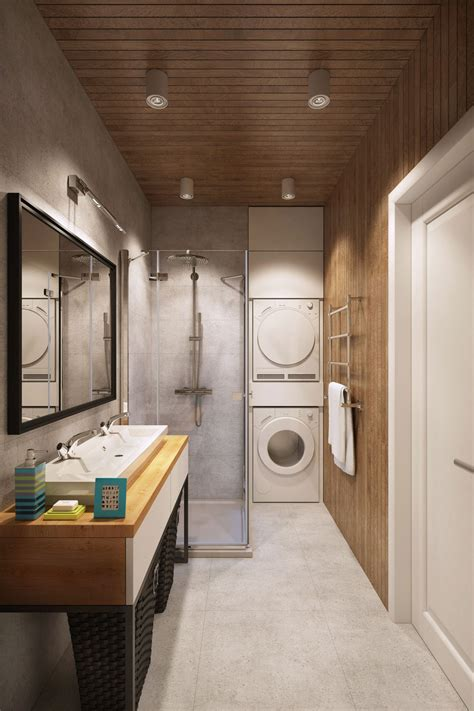 Bathroom Stories by Going Scandinavian In Style Space Savvy Apartment In Moscow