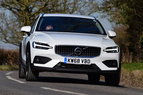 volvo  cross country  review pictures auto express