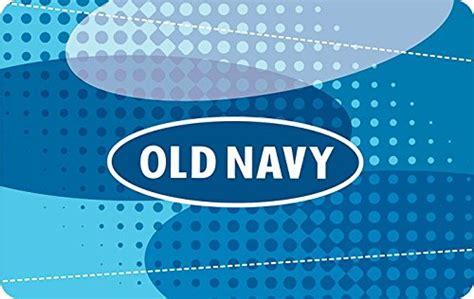 amazon com old navy gift cards configuration asin e mail delivery gift cards - Old Navy Gift Card Amount