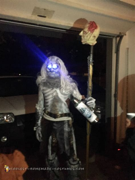 white walker costume  game  thrones