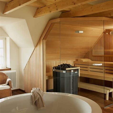 Sauna Im Badezimmer Integrieren by 24 Luxury Home Sauna Ideas Lifetime Luxury