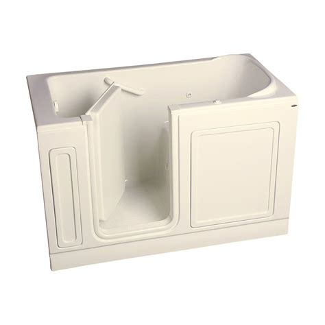 american standard walk in bathtubs american standard acrylic standard series 60 in x 32 in