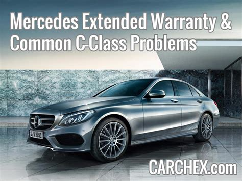 mercedes extended warranty common  class problems