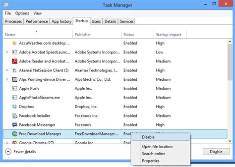 run any application as a windows service startboot your 6 most powerful tips to speed up windows 8 boot time