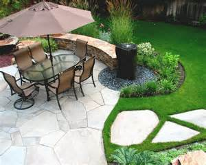 Outdoor Ideas For Patio by 10 Backyard Ideas With Landscaping Kg Landscape Management