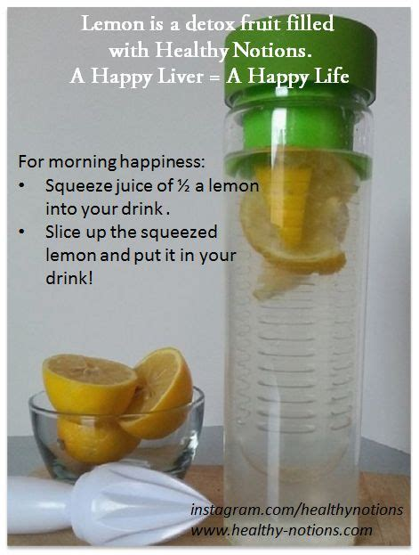Does Lemon Water Detox Liver by Day 8 And The Word Is Quot Detox Quot January 2014 Instagram