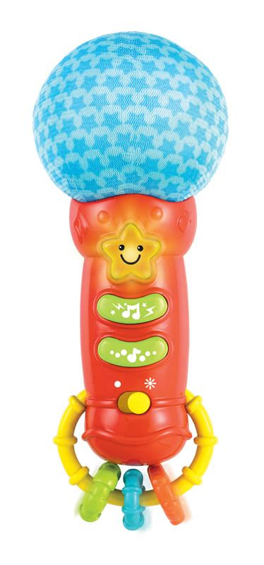 winfun baby rock microphone baby city