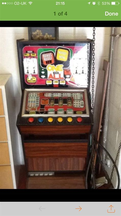 fruit machine uk 80s fruit machine for sale in uk view 33 bargains