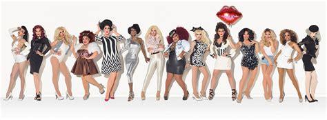 What Season Of Rupaul S Drag Race Was Detox On by Cast Of Rupauls Drag Race Season 7 Revealed Fierth
