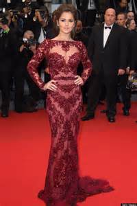 Cheryl Cole Carpet Dresses Cheryl Cole Wows On The Carpet In Cannes Huffpost Uk