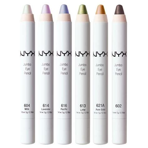 Lipstik Nyx Pensil nyx professional makeup jumbo eye pencil in iced mocha reviews photos ingredients makeupalley