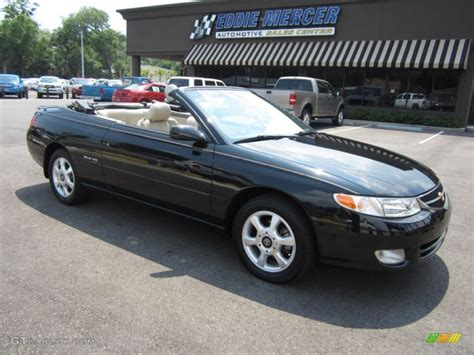 automotive service manuals 2002 toyota solara lane departure warning 2002 toyota solara i convertible pictures information and specs auto database com