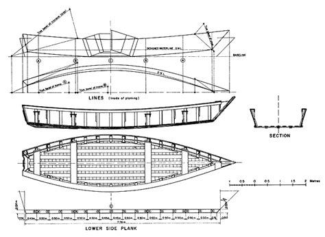fishing boat dimensions commercial fishing boat diagram