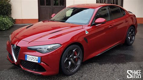 New Alfa Romeo Giulia by How Is The New Alfa Romeo Giulia Quadrifoglio