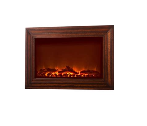 Fireplace Wood Frame by Sense Wall Mounted Electric Fireplace With Heater And