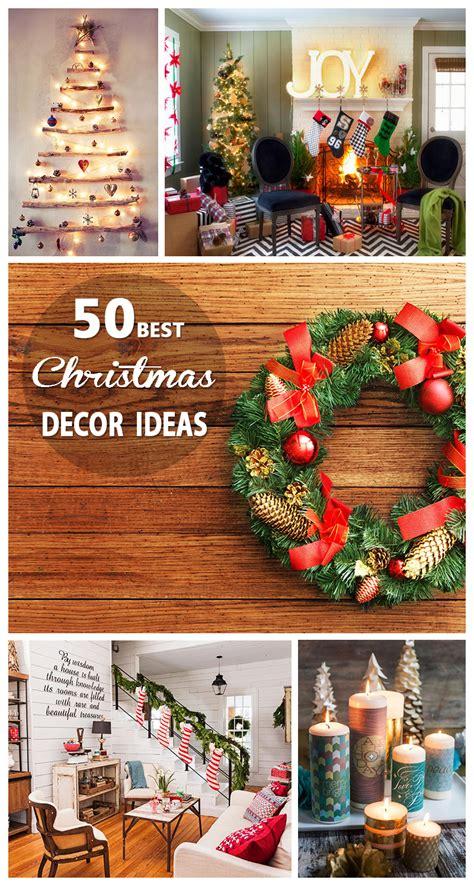 50 best christmas decoration ideas for 2017