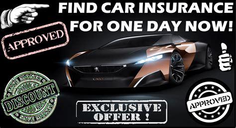 Cheap Car Insurance 1 Day freeinsurancequotation one day car insurance