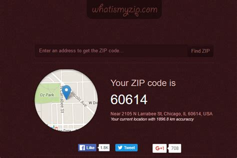 Current Address Search Free What S My Zip Code 10 To Find Postal Code Freemake