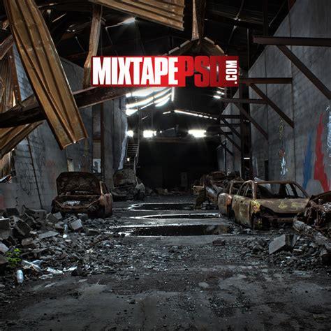 Free Broken Street Alley Background 64 Mixtapepsd Com St Photoshop Template