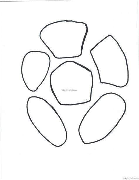 printable turtle templates coloring ninja turtle shells and shells on pinterest
