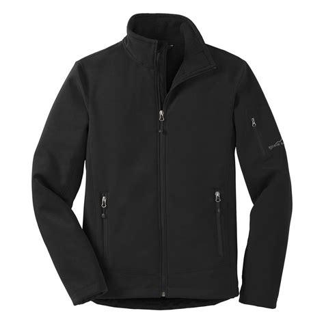 rugged mens jacket eddie bauer s black rugged ripstop softshell jacket