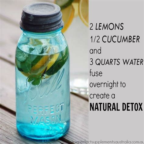 Detox For Bloating by Detox Water To Get Rid Of The Bloat Detox Water Helps You