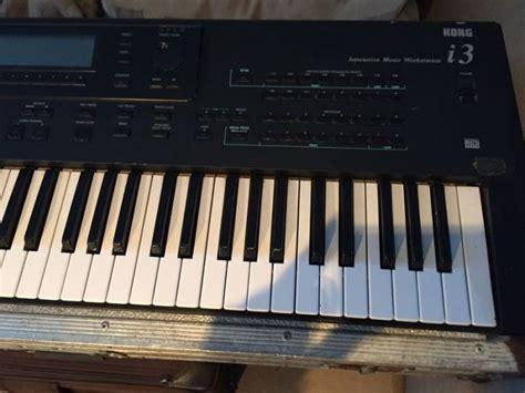 Keyboard Korg I3 korg i3 workstation inc flightcase for sale in newbridge kildare from derekmc