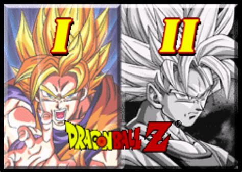 emuparadise legacy of goku 2 in 1 dragon ball z the legacy of goku i ii u