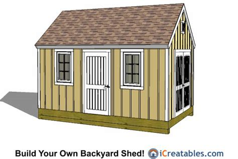 How Much To Build A Shed by How Much Does It Cost To Build A 10x16 Shed Shed Plans Porch
