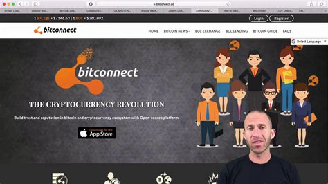 bitconnect scam or not bitconnect scam exposed proof of bitconnect ponzi scheme