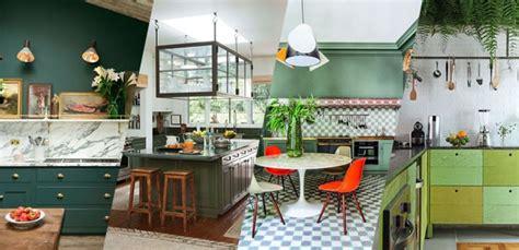 Retro Vintage Home Decor by 10 Cozinhas Verdes Em Diversos Tons Casa Vogue Ambientes