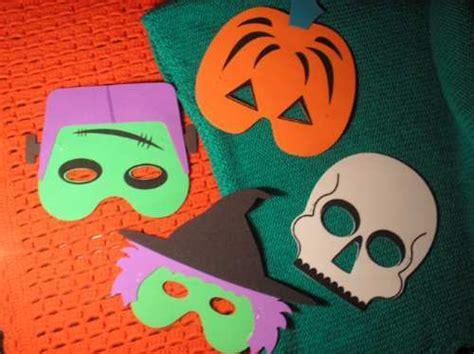 como hacer mascaras de pollitos con platos de papel imagenes de foami para halloween imagui