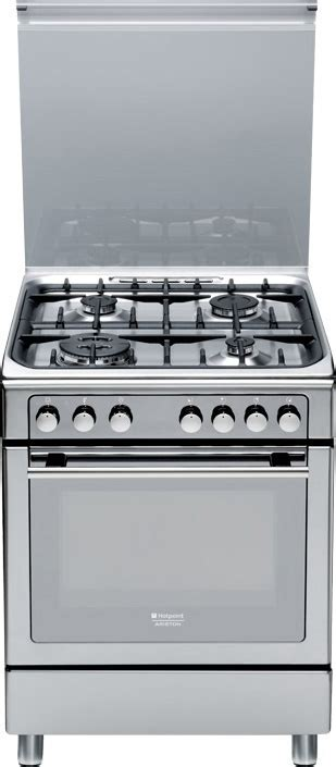cucine hotpoint ariston cucina a gas hotpoint ariston cx65s7d2 it x ha h forno