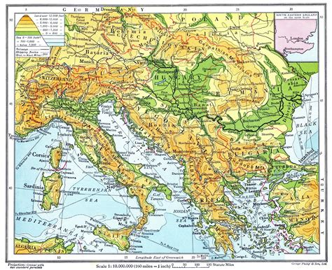 southern europe map map of southern europe and mediterranean pictures to pin on pinsdaddy