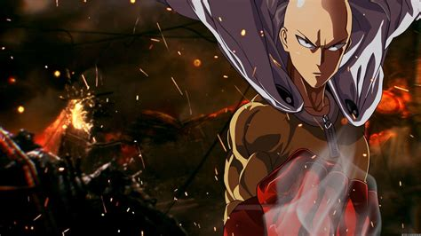 wallpaper android hd one punch man one punch man wallpapers wallpaper cave