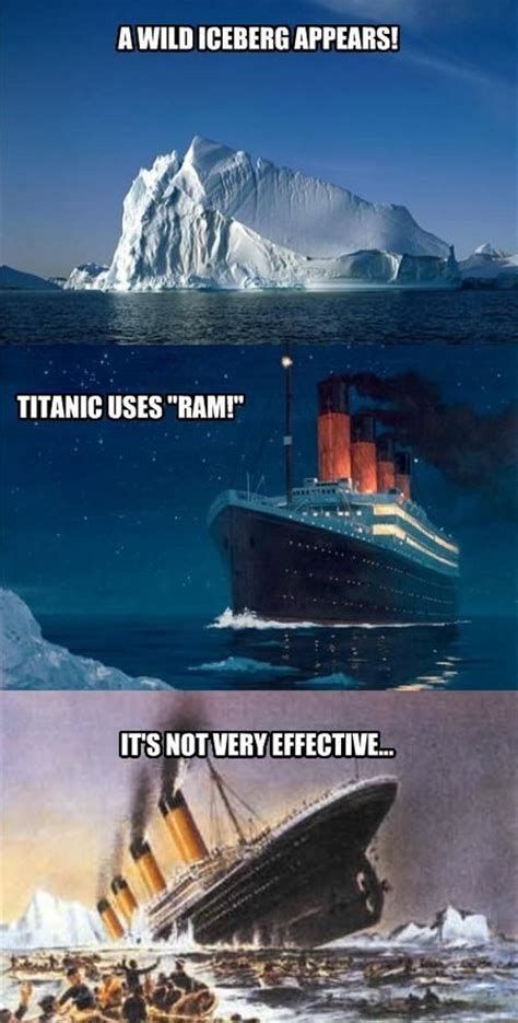 Titanic Funny Memes - these 15 titanic memes will make you laugh and cry