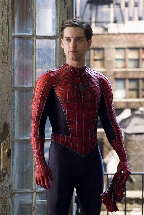spider man 2002 tobey hqir fashionable films spiderman vs the amazing spiderman
