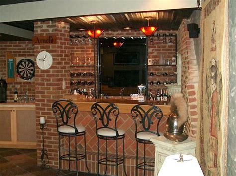 brick bar top ideas basement cc arnold masonry and
